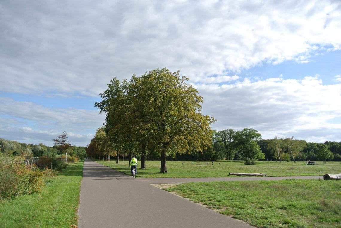 Wuhlheide Park